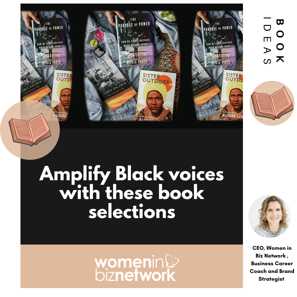 Amplify Black voices with these book selections
