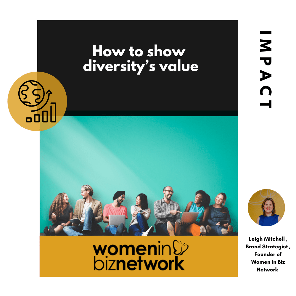 How to Show Diversity's Value