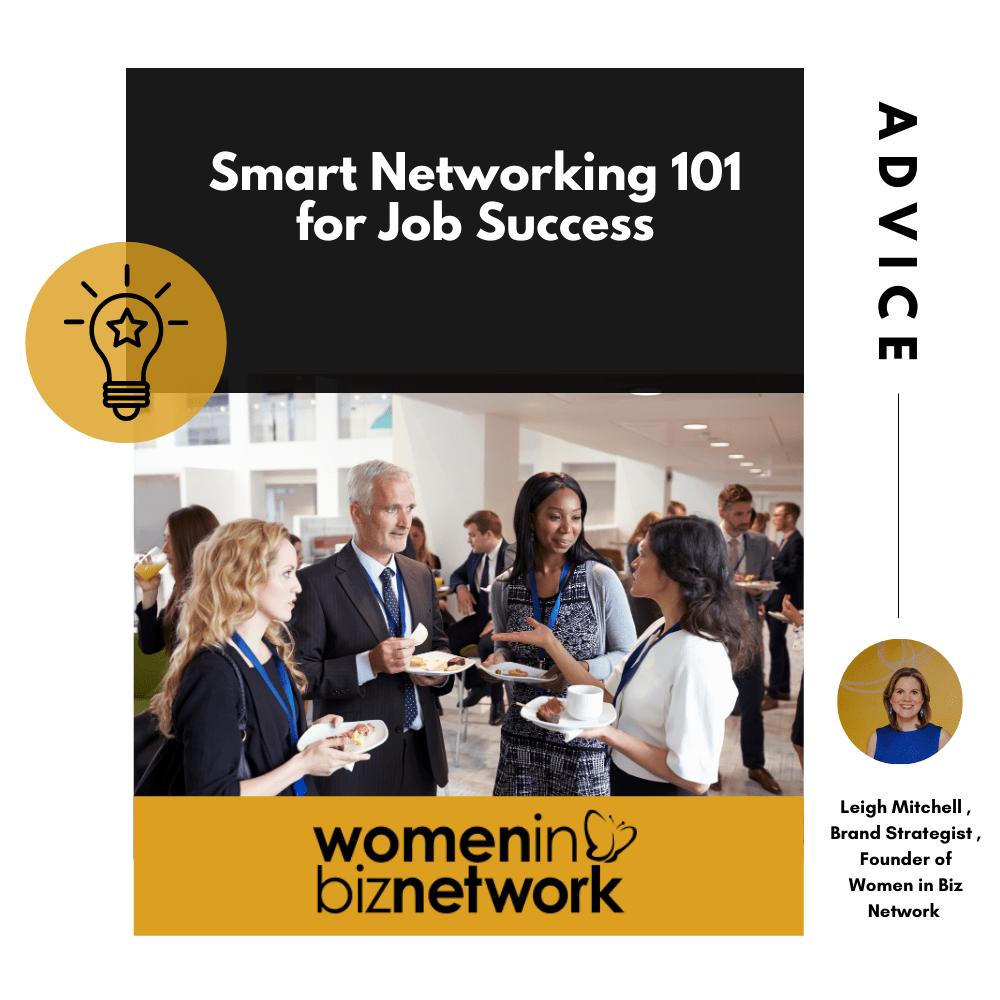 Networking 101 – Tips Job Success