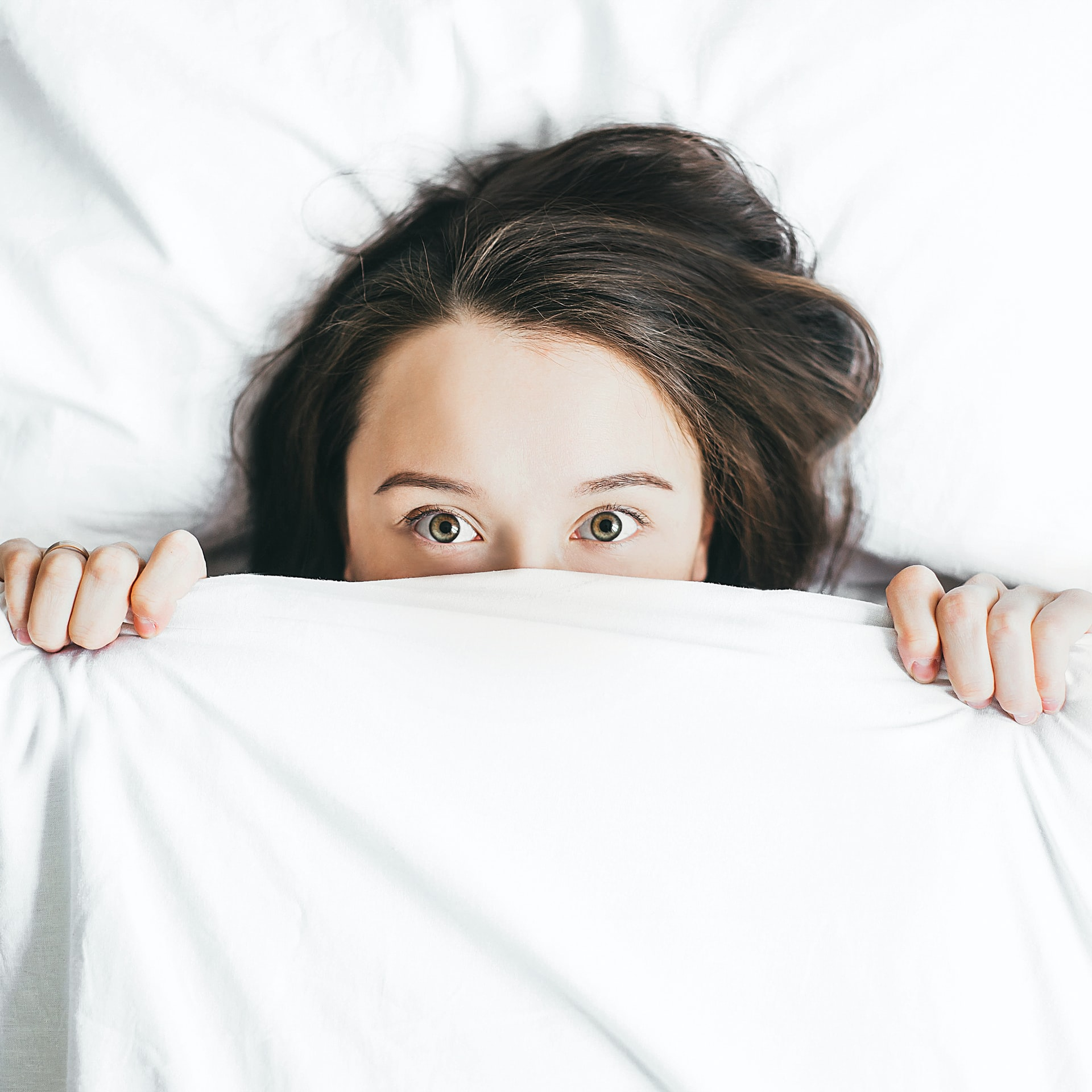 Sleeping Too Little? Too Much? Both Can Be Signs Of Exhaustion